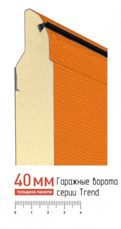 Гаражные ворота 3000×2500