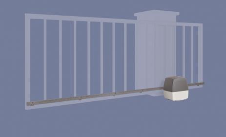 ProPort S привод для откатных ворот