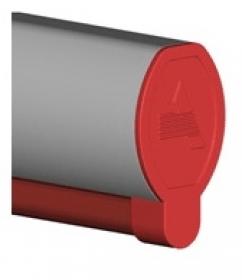 Стрела для шлагбаума X-BAR длина 4,2м