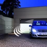 Приводы секционных гаражных ворот