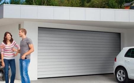 Гаражные ворота 2500×2500
