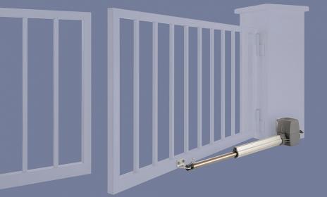 ProPort D привод для распашных ворот
