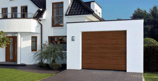 Гаражные ворота 3000×2125