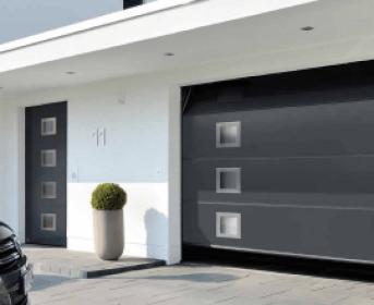 Гаражные ворота doorhan 2500×2000 RSD01LUX